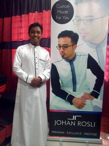 Agent Johan Rosli