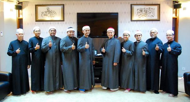 Jubah Imam Coat Masjid Negeri Shah Alam