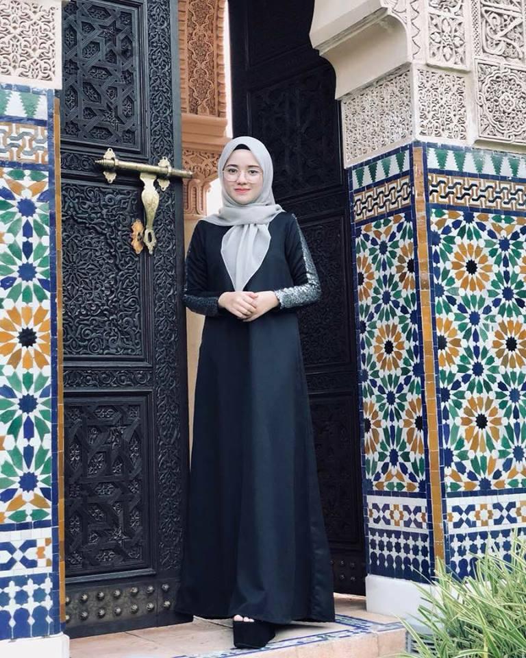 jubah muslimah johan rosli