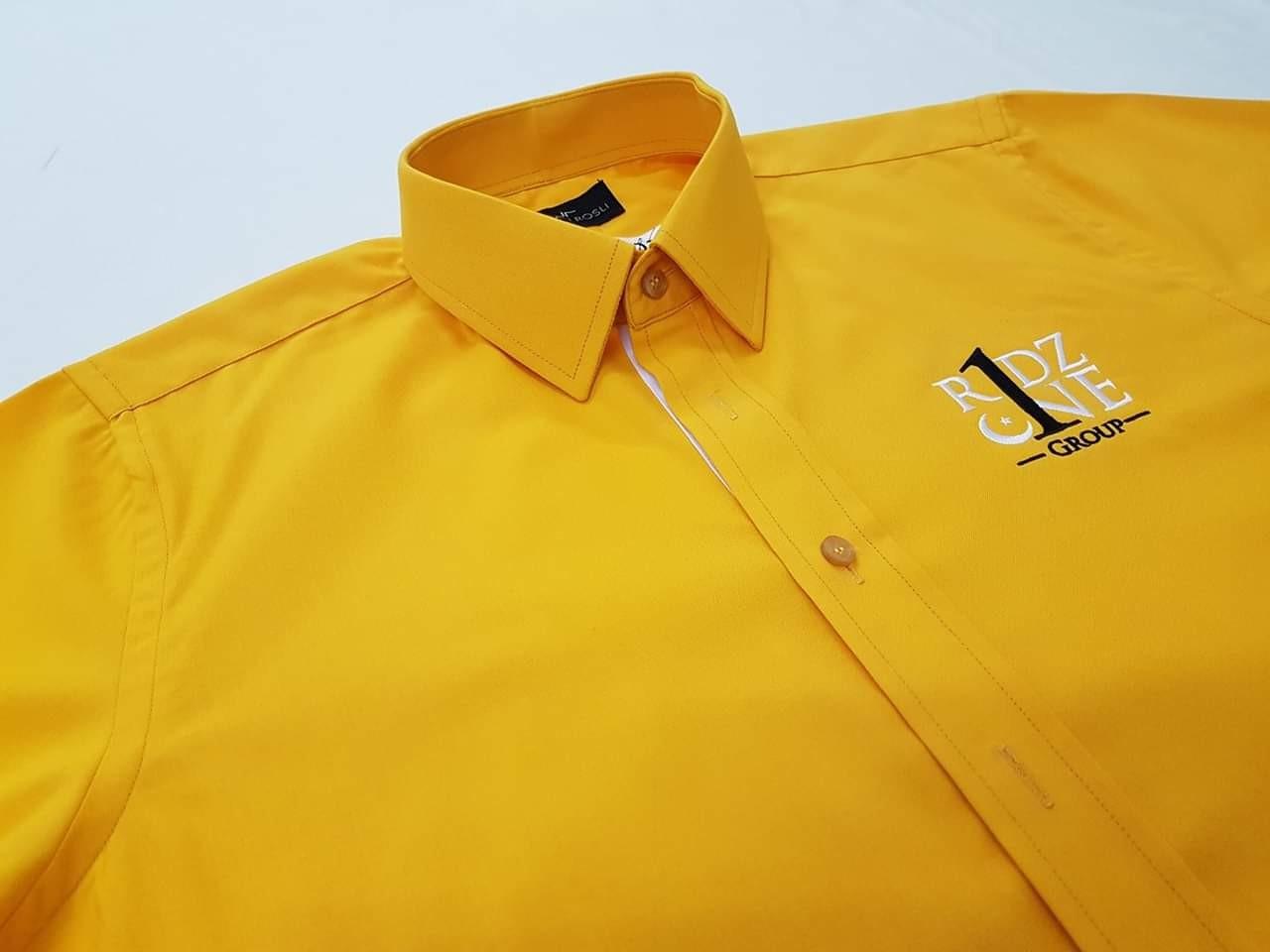 tempahan baju korporat
