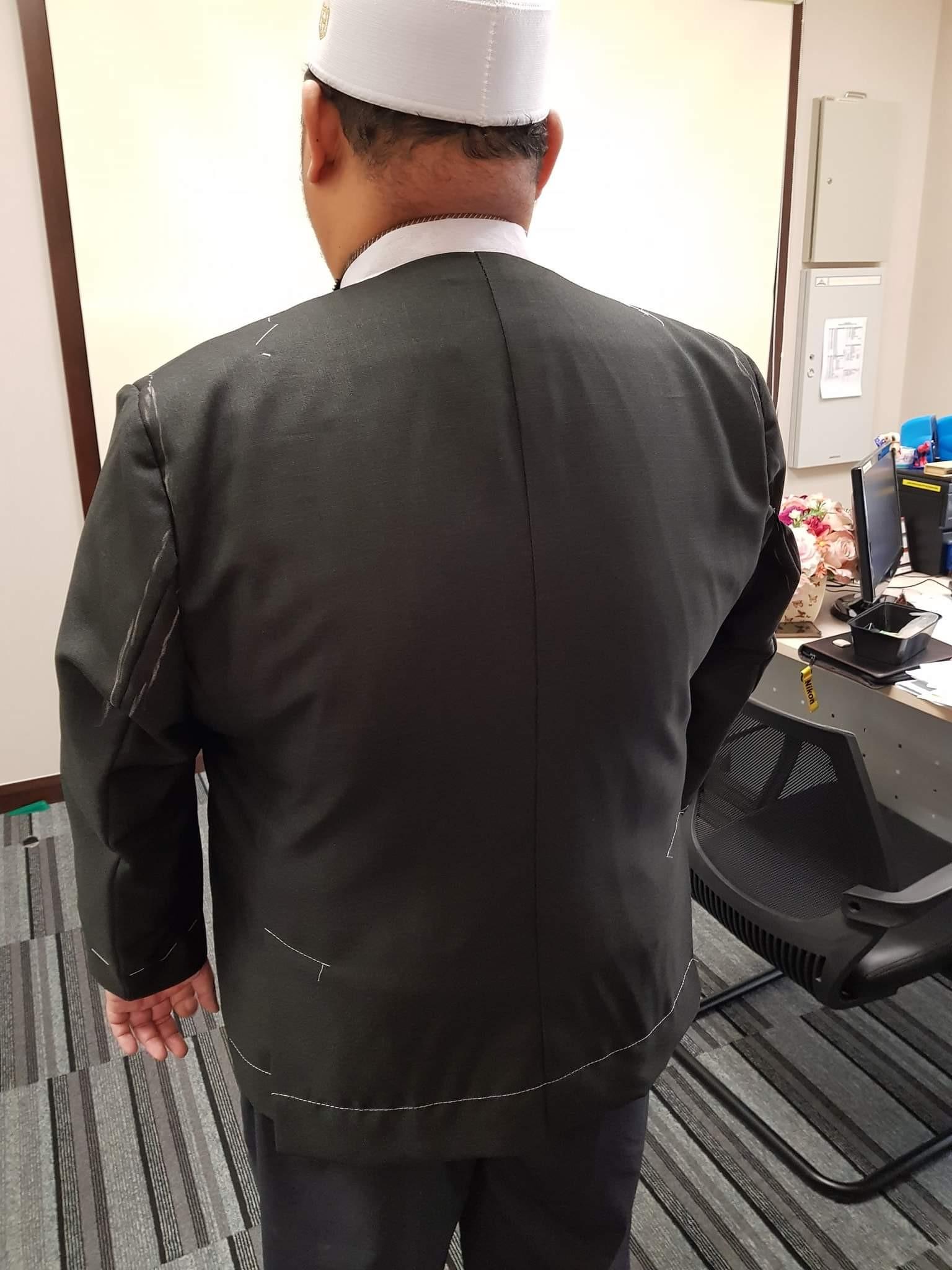sesi fitting coat