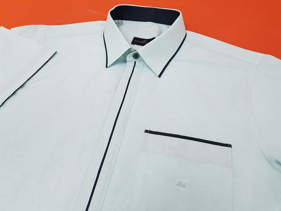 Kemeja Cotton Oxford