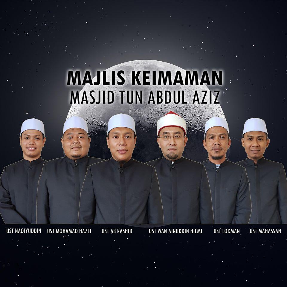 Amcm? Kacak tak Imam2 Masjid Bulat PJ? . #jubahlelakijohanrosli #johanrosli #jubahimamcoat #jubahimam #masjidbulat