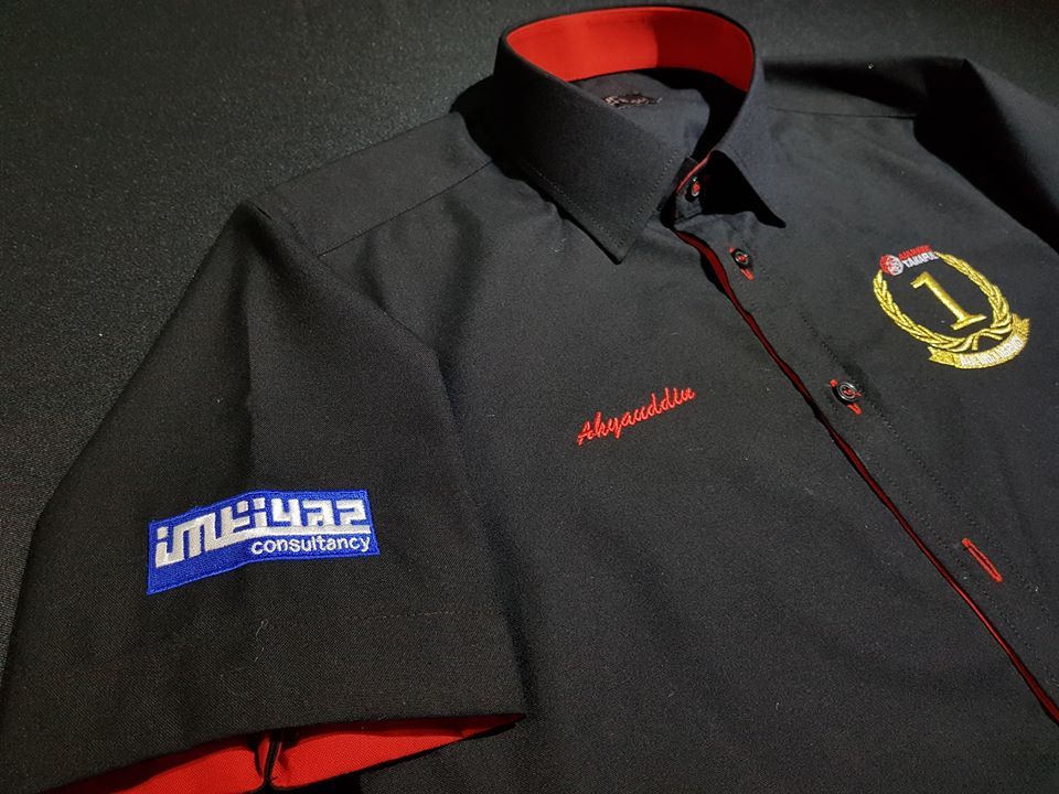 Baju Korporat Utk Group Imtiyaz AIA. Group Agency bumi yg terbesar di AIA.