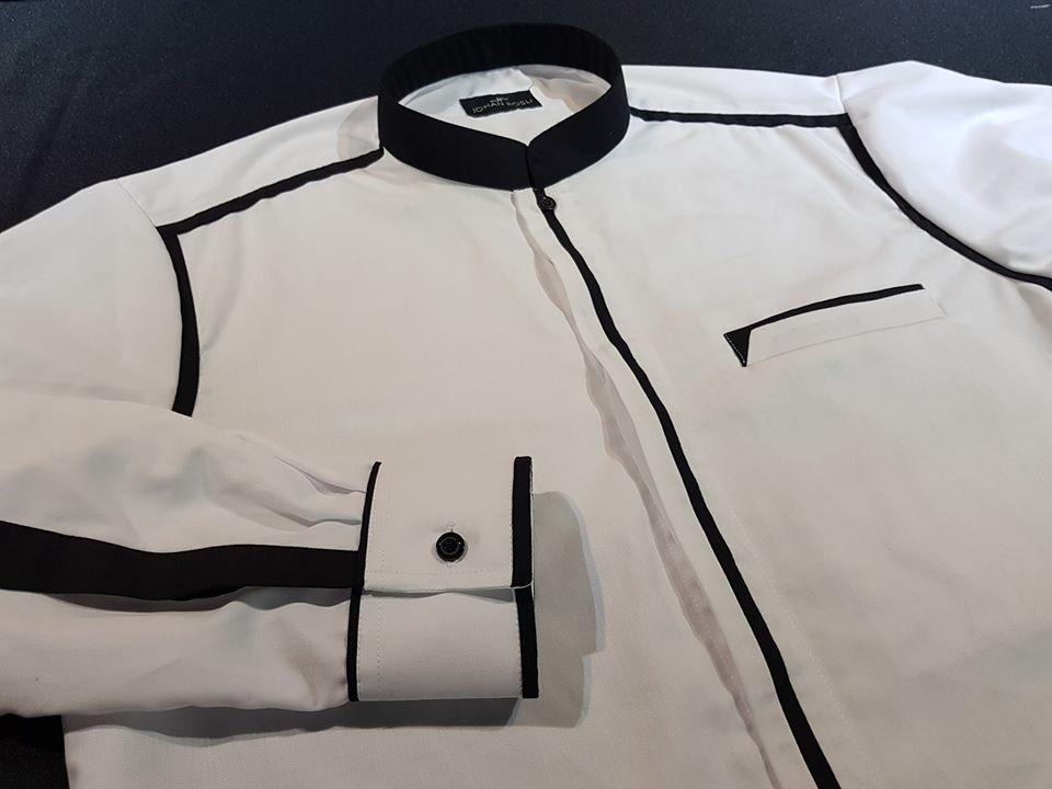 Design Baru... Baju Raihan. . #jubahlelakijohanrosli #johanrosli #bajuraihan #bajuraihantempah