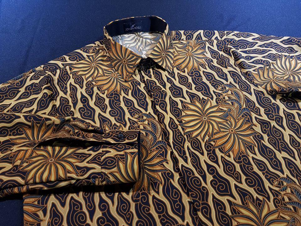 upah jahit baju batik